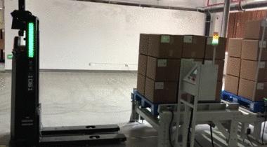 """密集存储!海康机器人携手新宝电器、茉织华印务打造库容""""高地"""""""